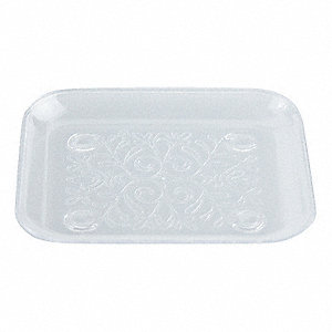 Disposable Serving Tray,5x5,PK 240