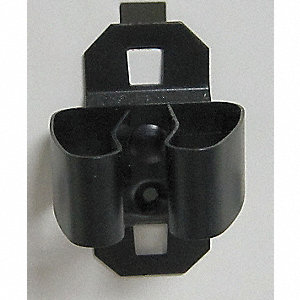 Standard Spring Clip, Square Hole Shape, Package Quantity 5