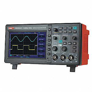 Digital Oscilloscope,2 Channel,200 MHz