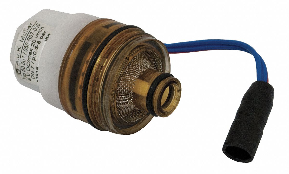 Chicago faucets solenoid valve for hytronic and e tronic for Electric motor repair chicago