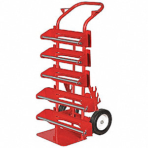 SmartCart,Light Duty w/ Racks,Cap 300Lb