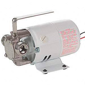 1/10 HP Stainless Steel Compact Utility Pump, Intermittent