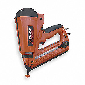 "Cordless Finish Nailer Kit, Voltage 7.4 Li-Ion, Battery Included, Fastener Range 1-1/4"" to 2-1/2"""