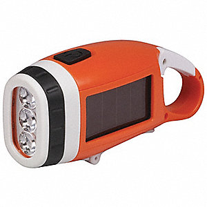 Industrial Handheld Light,LED,Orange