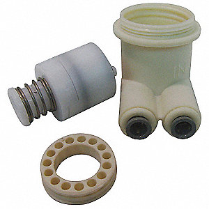 Red Spring Cartridge Housing Kit, For Various Elkay And Halsey Taylor Water Coolers