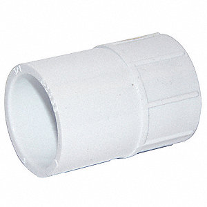 Adapter,1 In Slip x FNPT,PVC,Schedule 40