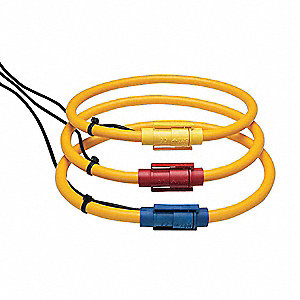 AC Flexible Current Probe Set,3000A