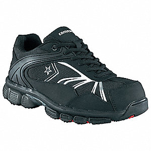 Athletic Style Work Shoes, Size 6, Toe Type: Composite, PR