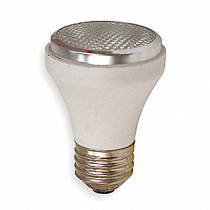 Reflector-PAR Halogen Lamp, PAR16 Lamp Shape, Medium Screw (E26) Base Type