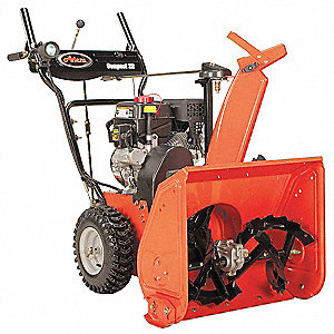 "Snow Blower, Clearing Path:  22"", Fuel Type: Gas, 11"" Auger Diameter"