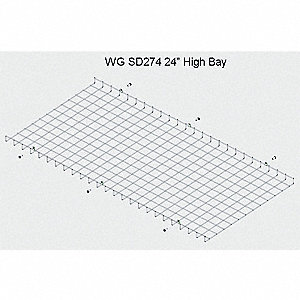 Wire Guard,F/FGB Series Highbay Fixtures