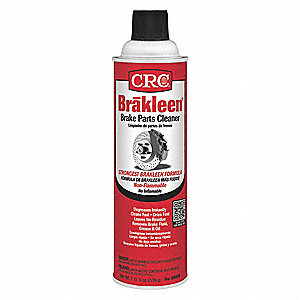 Brake Parts Cleaner, 20 oz., Aerosol Can