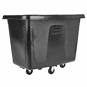 "Cube Truck, 14 cu. ft. Volume Capacity, 500 lb. Load Capacity, 31"" Overall Width"