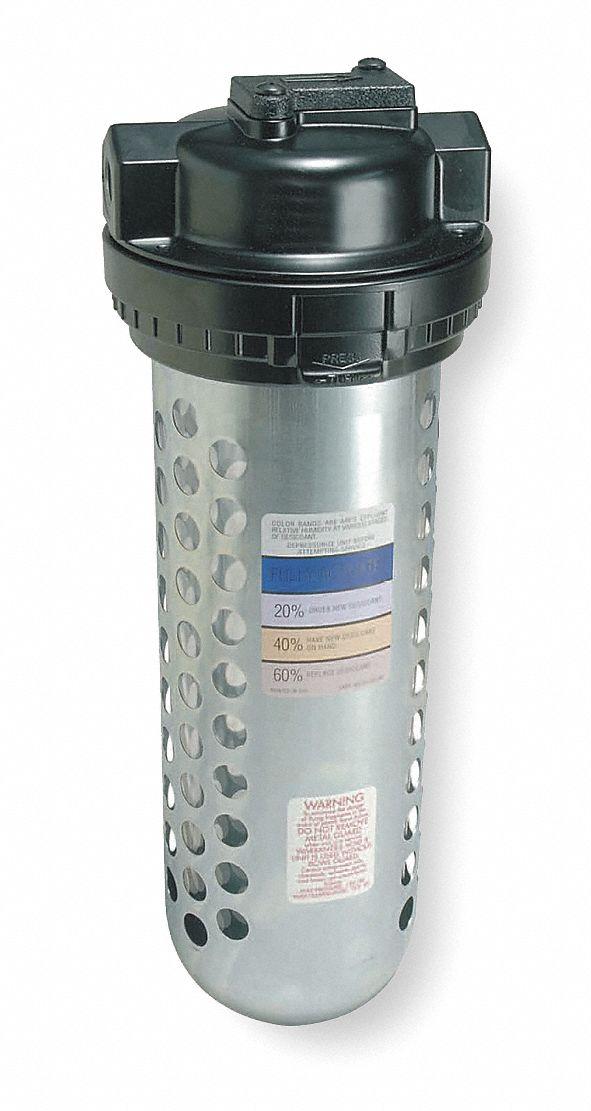 Wilkerson Desiccant Air Dryer 5z611 X03 02 000 Grainger