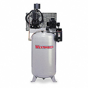 Westward Compressor Air 230 V 5z639 5z639 Grainger