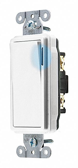 Hubbell Wiring Device Kellems Illuminated Wall Switch 1