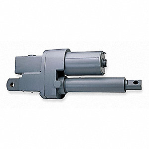"Linear Actuator, 1500 lb. Rated Load, 12"" Stroke Length, 50 in./min. Speed @ Rated Load"