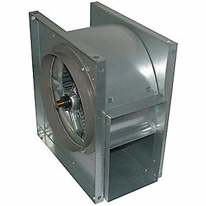 Blower,Duct,10-1/4 In,Less Drive Pkg