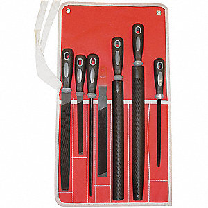 Petrochemical File Set,American,7 Pieces