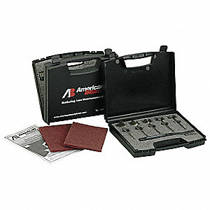Soldering Iron Maintenance Kit,9/8 In