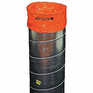 reusable poly cover,ducts w/elastic,PK25
