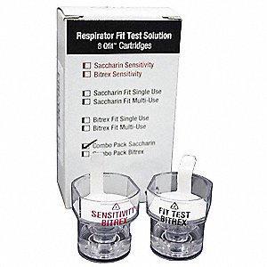 Fit Testing Solution,Saccharin,PK8