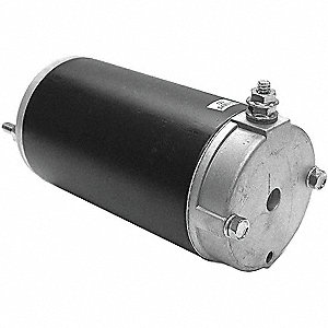 Snowplow Motor,3 In D,For Diamond 15054