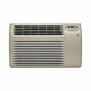 Wall Air Con,115V,Cool Heat,EER9.4