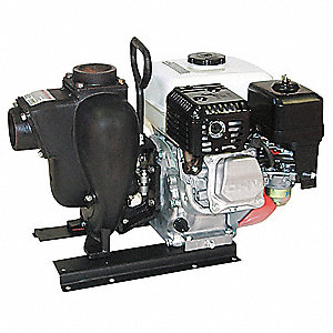 5.5 HP Cast Iron 160cc Engine Driven Centrifugal Pump, 3.3 qt. Tank Capacity