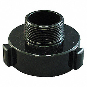 Fire Hose Rocker Lug Adapter, Nonswivel Adapters Fittings Sub-Category, NH Female x MNPT Connection