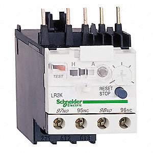 Schneider Electric Overload Relay To 10