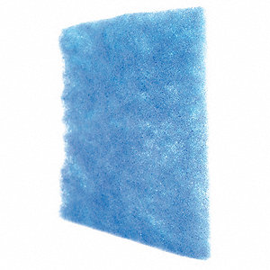 AIR HANDLER Polyester Air Filter Media Pads