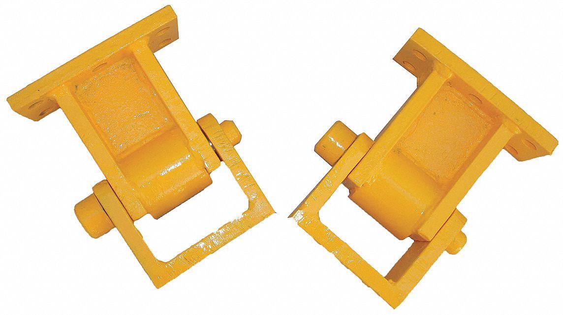 Dayton Jib Crane Mounting Kit Cantilevered Span Up To 20
