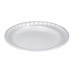 Disposable Plate,6 In,PK1000