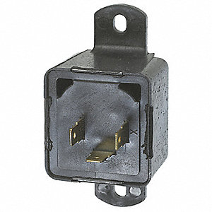 Flasher,25A,3 Terminals,12VDC