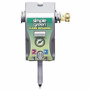 Simple Green Chemical Mixing Dispenser,Number of Chemicals Dispensed: 4