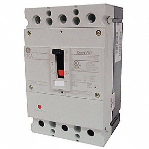Circuit Breaker,  45 Amps,  Number of Poles:  3,  347/600VAC AC Voltage Rating