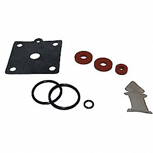 Backflow Preventer Repair Kit, For Use With Wilkins No, 14-975XL, 38-975XL, and 12-975XL6AVX1, 6AVX2