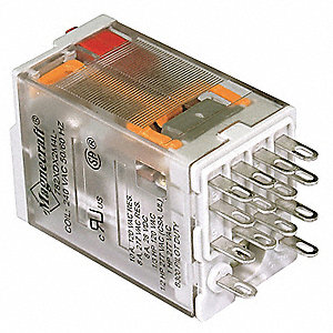 Schneider Electric 24vdc 14 Pin Square Base General