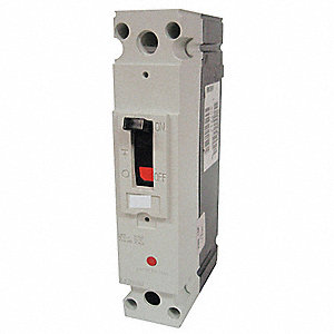 Circuit Breaker,  50 Amps,  Number of Poles:  1,  347/600VAC AC Voltage Rating