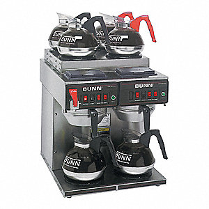 Coffee Brewer,6 Warmers