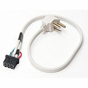 "Optional Cord,265VAC Voltage, 1-1/4"" Width, For Use With Friedrich 265V 30A PTAC"