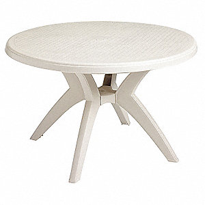 Table,46 In Round, Sand