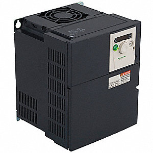 Variable Frequency Drive,1-1/2 Max. HP,3 Input Phase AC,480VAC Input Voltage
