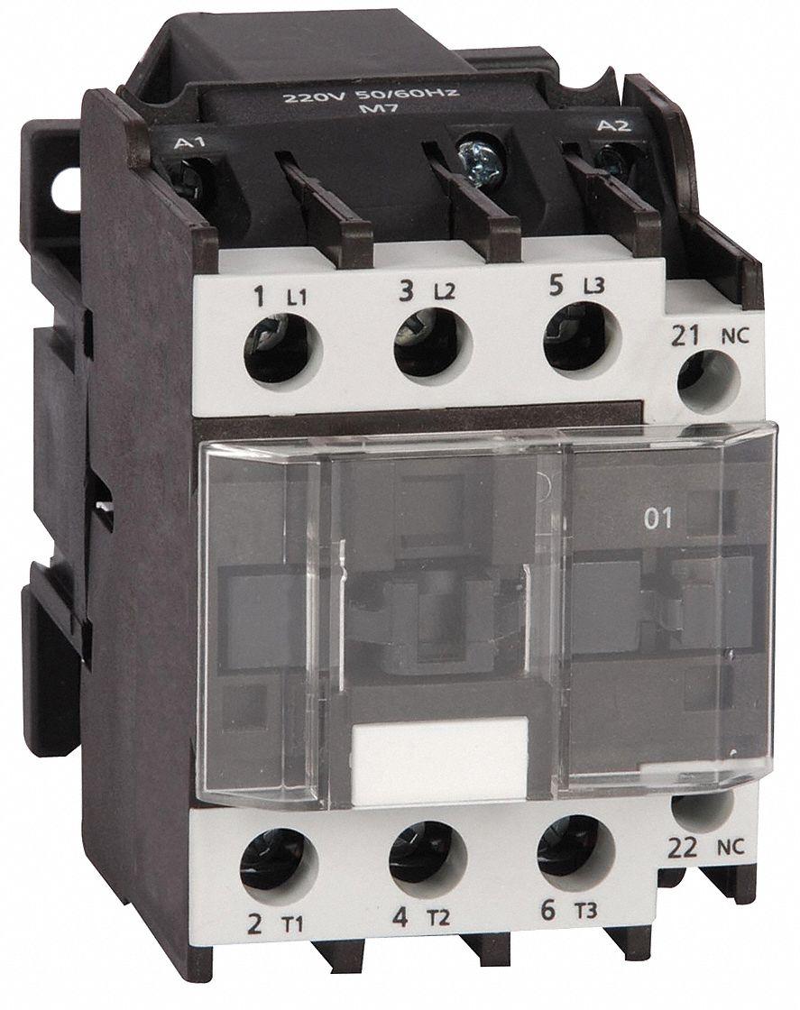dayton 240vac iec magnetic contactor no of poles 3. Black Bedroom Furniture Sets. Home Design Ideas