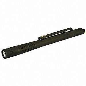 Flashlight,LED,Black,22 L,AAAA
