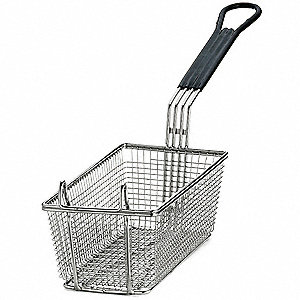 Fry Basket, Black
