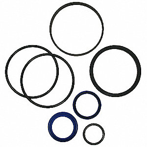 Seal Kit,For 3 In Bore Tie Rod Cylinder