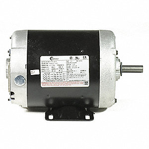 3/4 HP Evaporative Cooler Motor3-Phase 1800 Nameplate RPM 208-230/460 Voltage 56 Frame