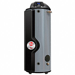 Commercial High Efficiency Gas Water Heater, 100 gal. Tank Capacity, Natural Gas, 130,000 BtuH